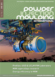 Powder Injection Moulding International