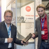EPMA PM Component Award Winner 2016 - AM - Airbus Operations GmbH